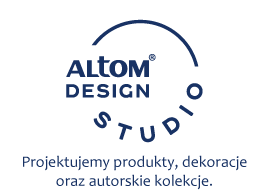 Logo Altom Design